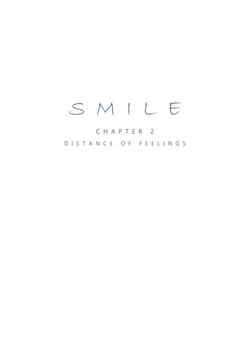 Smile ch02 – distance of feelings