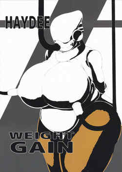 Haydee weight gain