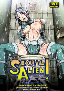 Sexual alien benjo no megami ha uchuujin  sexual alien – the goddess from the toilet is an alien