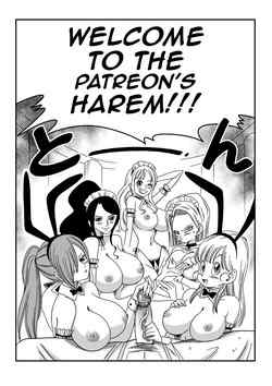 Dragon ball one piece fairy tail etc doujinshi special