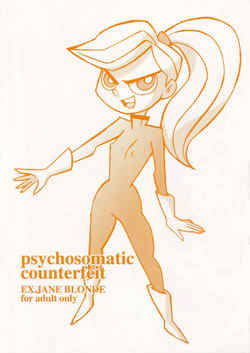 Psychosomatic counterfeit exjane blonde